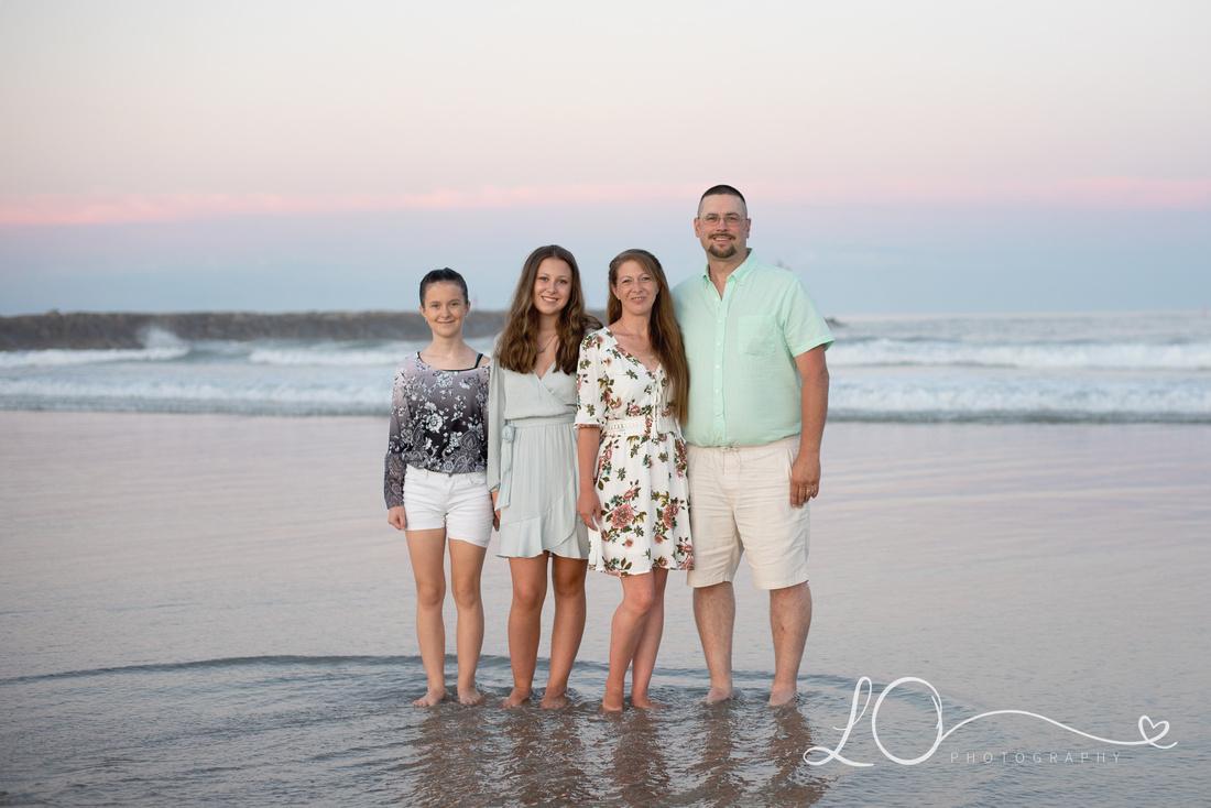Maine Sunset Beach Session, Maine Sunset, Wells Beach Maine, Well Beach Photo Session, Maine Photographer, Maine Family Photographer, Well Beach Photographer, Southern Maine Photographer