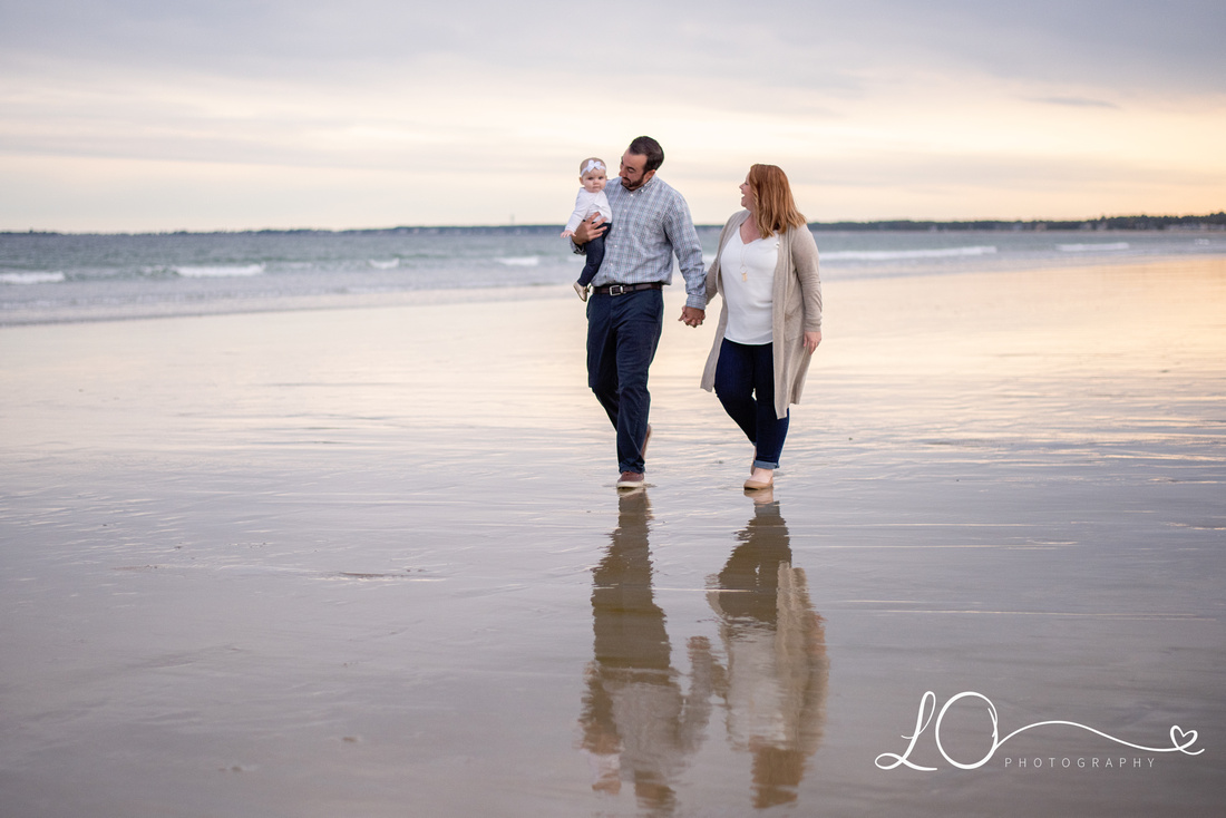 Old Orchard Beach Portraits, Maine Portrait Photographer, Maine Family Photographer, Maine Fall Photos, Maine Beach Family Photos